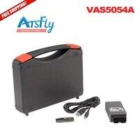 Hot VAS5054 With Bluetooth VW Diagnostic Tool VAS5054A Multi Language With Plastic Box