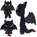 How to Train Your Dragon 2 30CM Toothless Cartoon Night Fury Plush Toys Only Sell in My Store