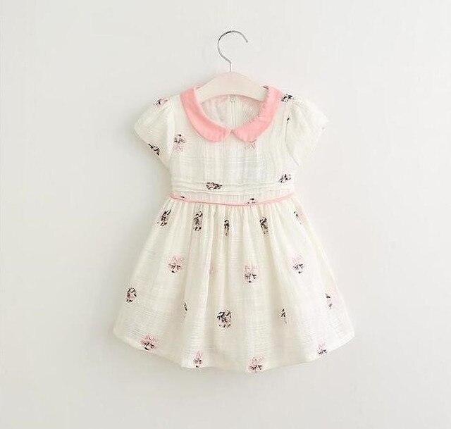 a1ff9b208 YP61209942 Kids Dresses For Girls Dress Peter Pan Collar Princess ...