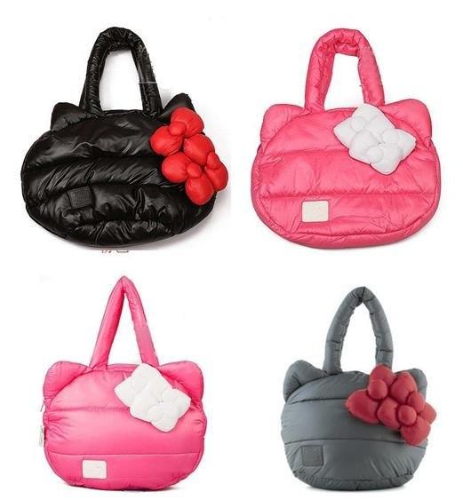 050889a3d Christmas Hello Kitty Cartoon ete Bags Tote Women Lady Brand Fashion  Shoulder Bag Handbag 4 Colors. Price: