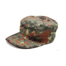 New Tactical Combat Camo Cap Ripstop Army Military Bush Jungle Hat Hiking Fishing Camo