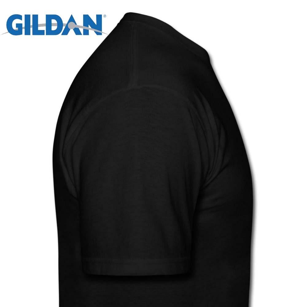 Gildan 2018 New Men Hot Sale T Shirt Fashion Top Tee Free Shipping Mountain Biker T-Shirt Rocky Mountain Cool Tee Shirt