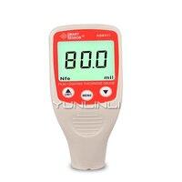 Покрытие Толщина датчик высокой точности цифровой Дисплей Толщина измерительных приборов автомобильной Краски поверхности DetectorAR 932
