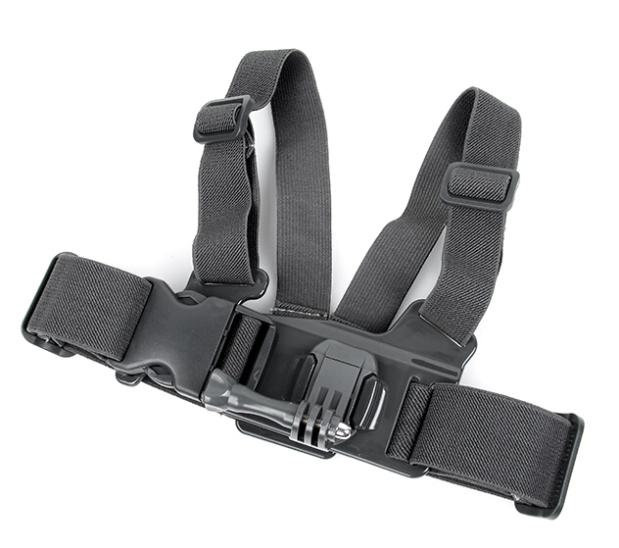 F11030 Smaller Adjustable Junior Chesty Mount Harness Chest Body Strap Belt J-hook Tripo ...