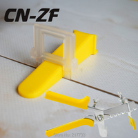 Tile Leveling System For The Flooring Make The Floor And Tile Level And Spacer Tools Include