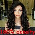 180% Полный Шнурок Человеческих Волос Парики для Черные Женщины Бразилец девственные Волосы Свободная Волна Кружева Перед Парики Glueless Полные Парики Шнурка парики