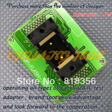 TOP-FLASH-TS56T Programmer Adapter TSOP56 IC Test Socket