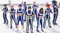 Boku no Hero Academia BakuGou Katsuki Academy Gymnastics Uniforms Cosplay Costume Free Shipping