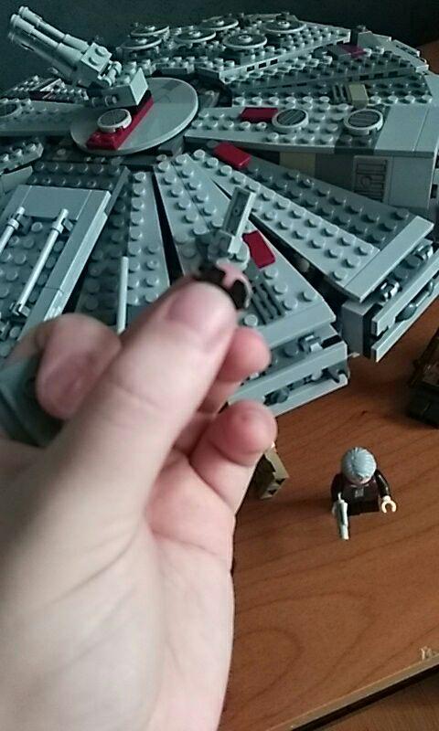 Mylb Звездные войны Сокол Тысячелетия космического пространства космический корабль здания Конструкторы модель Игрушечные лошадки Рождест...