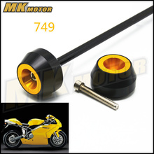 Free delivery For DUCATI 749 2203-2006  CNC Modified Motorcycle drop ball / shock absorber