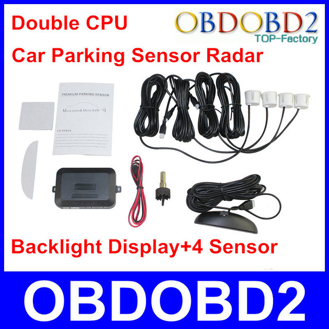 New Best Selling Car Parking Sensor Radar LED Display Indicator Car Reverse Radar Reverse Parking Sensor Radar System