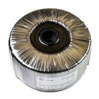500W Toroidal Transformer AC220V Output Double 46V 2 Single 12V 2 Pure Copper Wire High Power