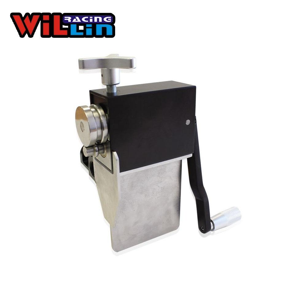 WILLIN - Pipe Beading Tool Big Tube Bumping Tool Handy Tubing Beader For Aluminum Pipe Fits 5/8