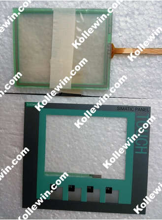 NEW Keypad Membrane + Touch Glass for SIMATIC  KTP400  4 Inch Touch Panel HMI 6AV6647-0AA11-3AX0, 6AV66470AA113AX0 new membrane keypad operation panel button mask for mp270 10 6av6542 0ad15 2ax0