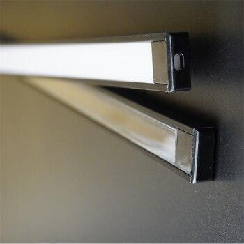 10-40 ชิ้น/ล็อต 20 m-80,80 นิ้ว/200 ซม.ยาวสีดำอลูมิเนียมโปรไฟล์ 2m ช่องสำหรับ 12mm pcb,แสง cove,เพดาน,ติดผนัง