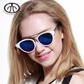 Hot European and American Women's Fashion Sunglasses Glasses Trend Cat Eye Sunglasses Street Beat Personality Sun Glasses