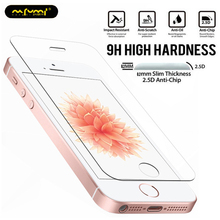 Tempered Glass for iPhone 6 Protective Glass on the for iPhone 6 6s 6plus Protective Protector film for iPhone 5 4 Accessories 0 3mm protective tempered glass back film protector for iphone 5 purple white