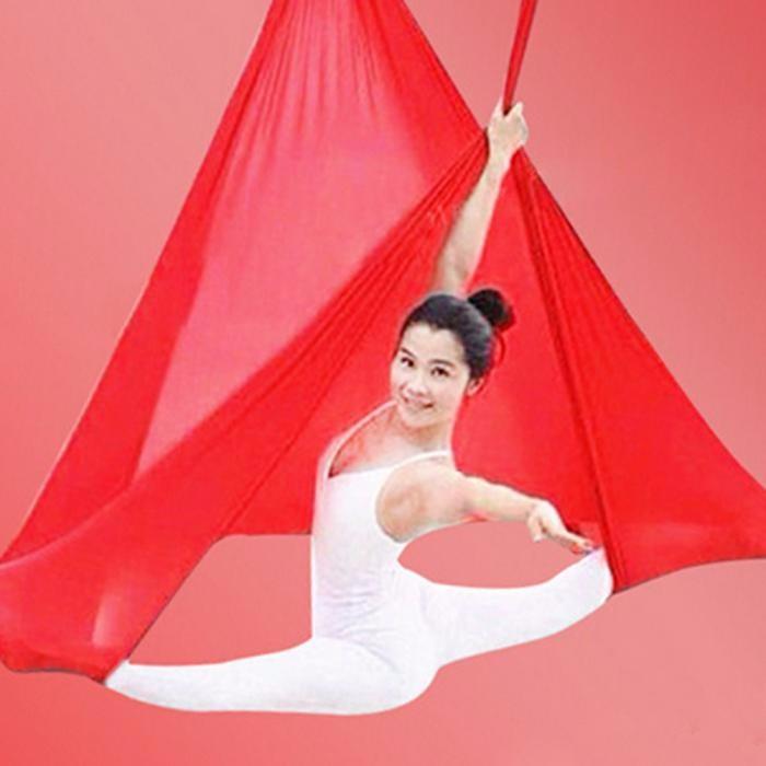 free-shipping-hammock-YOGA-SWING-anti-gravity-Yoga-Stretch-Resistance-Bands-hammock-Yoga-bed-Belts-Indoor (1)
