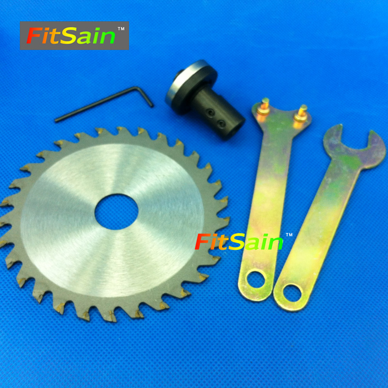 FitSain--4 100mm Electric saw blade wood cutter cutting disc Used for motor shaft 5mm/6mm/8mm/10mm/12mm for Adapter coupling dmiotech 20 pcs electric drill motor carbon brushes 10mm 11mm 13mm 17mm 6mm 7 5mm 7mm 8mm 9mm