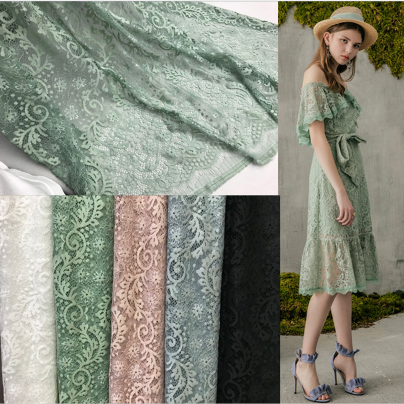 New Eyelash Positioning Lace Fabric Eyelash Fabric Small Fresh Lace Fashion Lace Fabric
