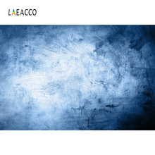 Laeacco Gradient Cement Wall Portrait Grunge Photography Backgrounds Customized Photographic Backdrops Props For Photo Studio