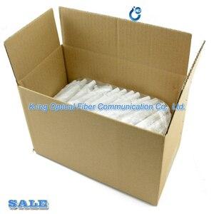 Image 2 - 100 шт. защитная коробка для кабеля, коробка для защиты оптического волокна, маленькая круглая трубка, термоусадочная трубка для защиты лотка для сращивания волокна