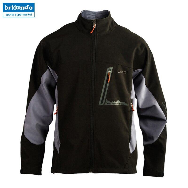 Softshell Jacket Men Outdoor Jacket Windproof Waterproof Jacket Male Camping Hiking Jackets Rain Windbreaker