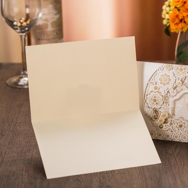 Lace Wedding Postcard