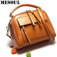 Luxury Handbags Genuine Leather Women Bags Designer Tote Bag Fashion High Quality Female Shoulder Messenger Bag