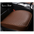 pu leather car pad, not moves auto seat cushions, non slide car seat cushion pads, car accessories seat covers for honda