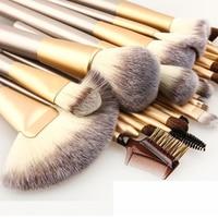 12 Pieces Set Makeup Brushes Eye Face Pinceaux De Maquillage Professional Makeup Tool Pinceis Pincel Foundation