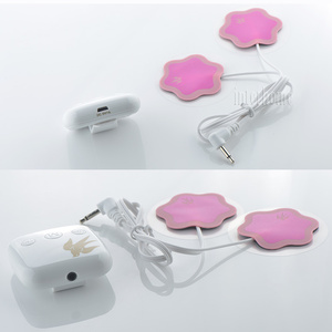 Image 5 - Patent Verlichten Vrouwen Menstruatie Pijn Zorg Instrument Fysiotherapie Massage Machine Vermoeidheid Relax Spier Therapie Tientallen Acupunctuur