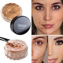 Тональный крем для лица, контур кожи, основа для макияжа, увлажнитель длительного действия, 12 цветов, осветление глаз, косметический праймер для макияжа