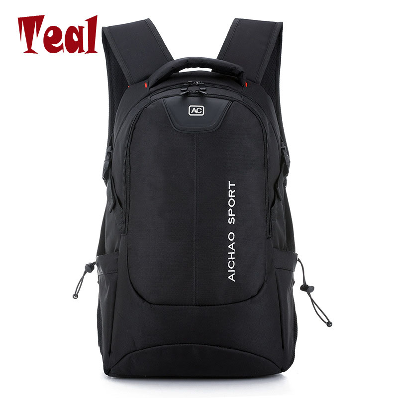 Hot Sale Women Backpack For Women Laptop Bag Oxford 15.6 Inch Multifunction Backpack Large Capacity Black Men Travel Bags large capacity waterproof oxford backpack unisex students backpack school bags for teenagers laptop backpack women travel bag