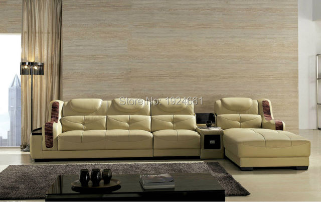Armchair Beanbag Bean Bag Chair No Hot Sale Set Real Modern Italian Style  Leather Corner Sofas For Living Room Furniture Sets -in Living Room Sofas  ...