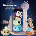 New TSUM TSUM Monsters, Inc. ROZ Cute Mini Plush Toy Birthday Gift Collection