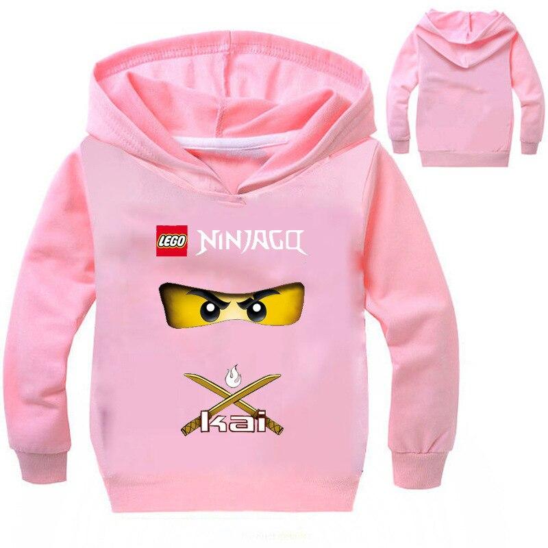 f5bc3164 Buy Summer Baby Boy hoodie Clothes Kids Boys Ninja Ninjago t shirt Children  Clothing Cotton Bobo Choses sweatshirt Girls - 10086 Store store at  AliExpress ...