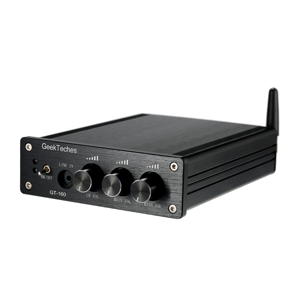 TDA7498E Hi-Fi Wireless BT 4.0 Digital Audio Amplifier DC12-24V Stereo Audio Receiver Power Amp Lossless Dual-channel music hall pure handmade hi fi psvane 300b tube amplifier audio stereo dual channel single ended amp 8w 2 finished product