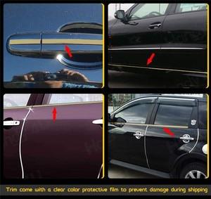 Image 5 - CARLOB bande de garniture autocollant pour décoration chromée de voiture, 5M, bricolage, 8mm / 10mm / 15mm / 20mm / 22mm / 25mm / 30mm