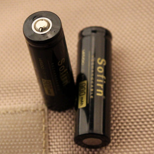 Image 3 - Sofirn 2 stuks 14500 900 mah Li Ion Oplaadbare Batterij Batterijen Baterias Bateria Voor LED Zaklamp