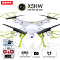 Syma X5HW (X5SW Upgrade) Drone with Camera HD FPV 2.4G 4CH RC Helicopter Quadcopter Original Quadrocopter Toy
