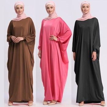 Kaftan Abaya Dubai Arabic Islam Turkey Long Hijab Muslim Dress Ramadan Abayas For Women Caftan Marocain Turkish Islamic Clothing