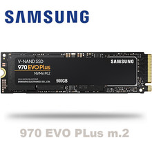 Samsung 970 EVO 970EVO 250 GB 500 GB 1 TB NVME M.2 SSD PCIe 3.0X4 PC Desktop Laptop server Internal Solid State Dribe 250G 500G(China)