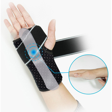 1Pc Fitness Wrist Protector Compression Carpal Tunnel Adjustable Health Wristband Hand Brace Support Wrap with Removable Splint
