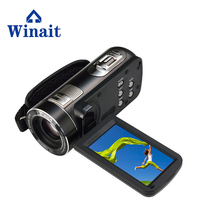 Winait HDV Z80 Digital Video Camera Professional 24MP 1080P 120X Digital Zoom Cmos Anti shake Unique Face Detection Camcorders