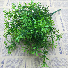 Artificial plants decorative plastic flower accessories snapdragon 6pcs/lot