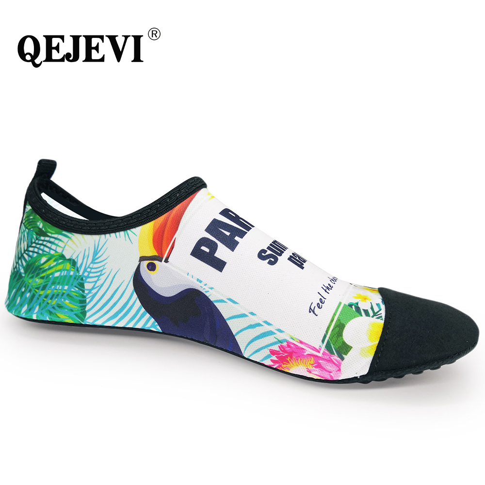 Men Women Surf Beach Snorkeling Sport Swimming Diving Socks Skin Walking Shoes Yoga Garden Walking Barefoot Skin Shoes Water Socks