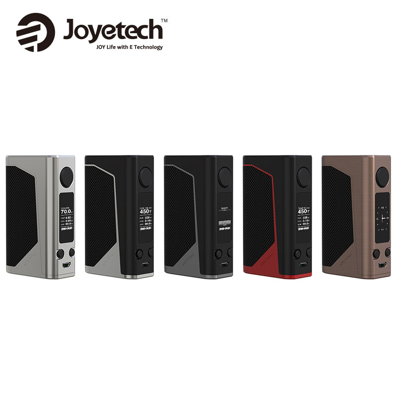 Prix pour D'origine Joyetech EVic Primo 2.0 Mod 228 W Boîte De TC Mod 510 Fil E-cig Temp Contrôle Mod Match UNIMAX 2 Réservoir 228 W Evic Primo 2.0