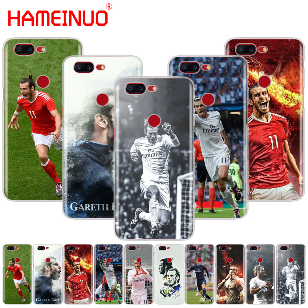 HAMEINUO Gareth Bale cover phone case for Oneplus one plus 5T 5 3 3t 2 X A3000 A5000