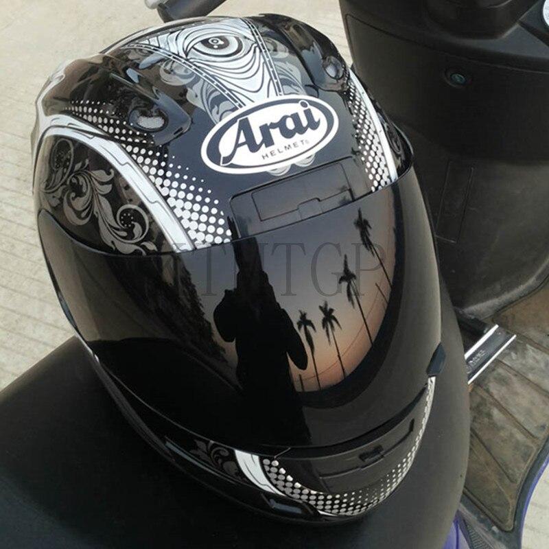 ARAI Racing Full face Motorcycle Motocross safety helmet ECE Certification man woman casco moto casque,Capacete